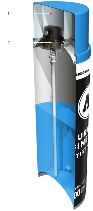 URBAN FINE ART™ spray can